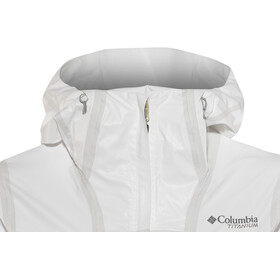 Columbia OutDry Ex ECO Tech - Chaqueta Mujer - blanco